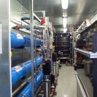 Reinigungsstufe NF für Schweinegülle - Guellebehandlung von WEHRLE