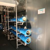 UO-Umkehrosmose Containeranlage