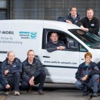 WEHRLE Service Team - Ihr Partner für Ihre Abwasserreinigungsanlage