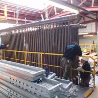 Sanierung des Überhitzers // Sanierung von thermischen Verwertungsanlagen | WEHRLE-WERK AG