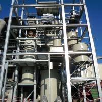Nasse Rauchgasreinigung  (Anlage mit 4MWth)