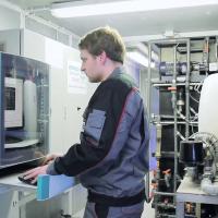 IBN Containeranlage - Abwasserbehandlungsanlage WEHRLE
