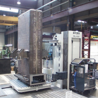 WEHRLE: Mechanische Bearbeitung Festbettreaktor - Parpas ML-100