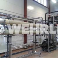 WEHRLE - Очистка сточных вод производства косметики и бытовой химии