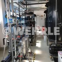 WEHRLE - Очистка стоков от производства кремов