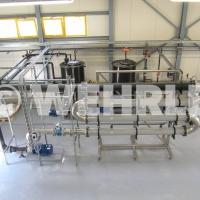 WEHRLE - Очистные сооружения фармацевтического производства