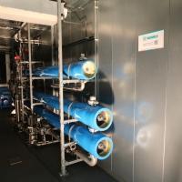 WEHRLE - OI – Station d'osmose inverse en conteneur