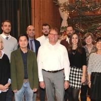WEHRLE Mitarbeiterehrungen für lange Betriebszugehörigkeit - Jubilare 2019