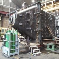 Festbettreaktor - Kesselbau, Anlagenbau und Schweißkonstruktionen von WEHRLE