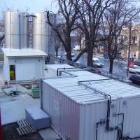 MBR compacto para el tratamiento de efluentes industriales procedentes de la industria alimentaria