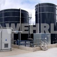 Очистка промышленных стоков - Очистные сооружения производственного стока - WEHRLE