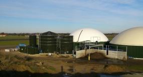 WEHRLE bietet Technologien zur Gärrestaufbereitung