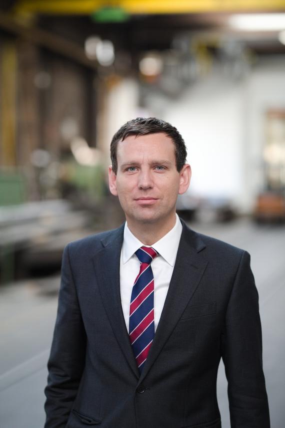 Heiner Steinberg - CEO von WEHRLE