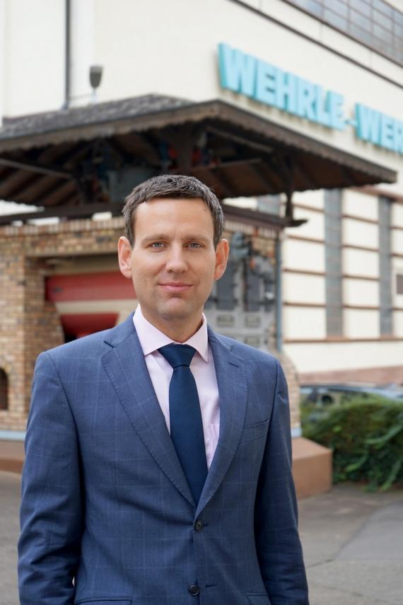 Heiner Steinberg, Directeur - WEHRLE