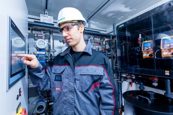 Technischer Mitarbeiter für den Service von Abwasserbehandlungsanlagen (m/w/d)