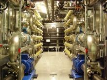 BIOMEMBRAT® MBR Container / Sickerwasserbehandlung