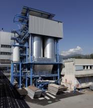 WEHRLE Portfolio - Wirbelschichttechnologie, Klärschlammverbrennung, Kesselbau, thermische Verwertung, Verbrennungsanlagen