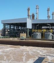 Industrie Abwasserbehandlung