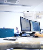 WEHRLE bietet Großteilebearbeitung in Kleinserie und Einzelteilefertigung unter anderem für den Schwermaschinenbau