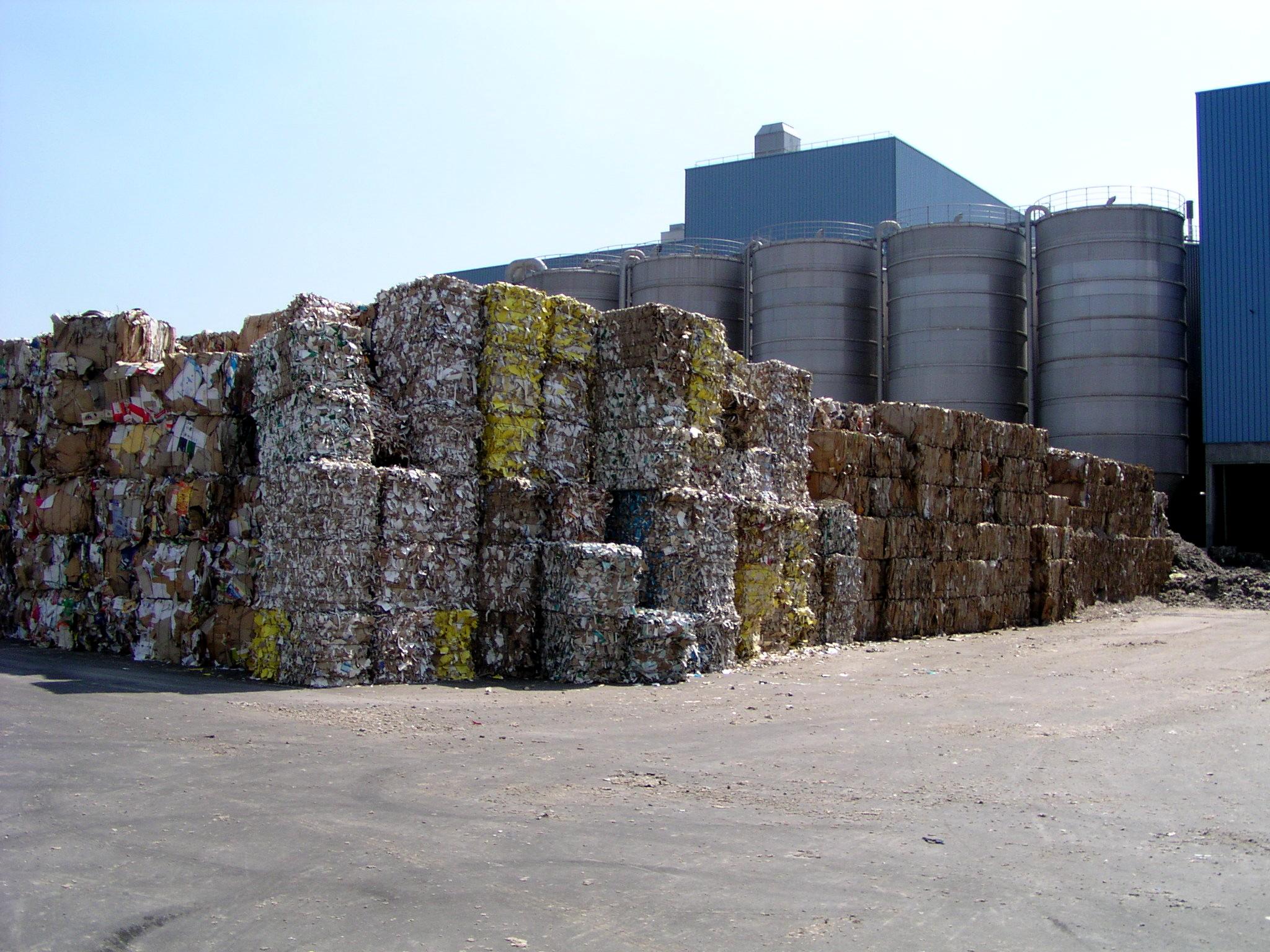 Wasserrecyclinh in der Papier- und Zellstoffindustrie