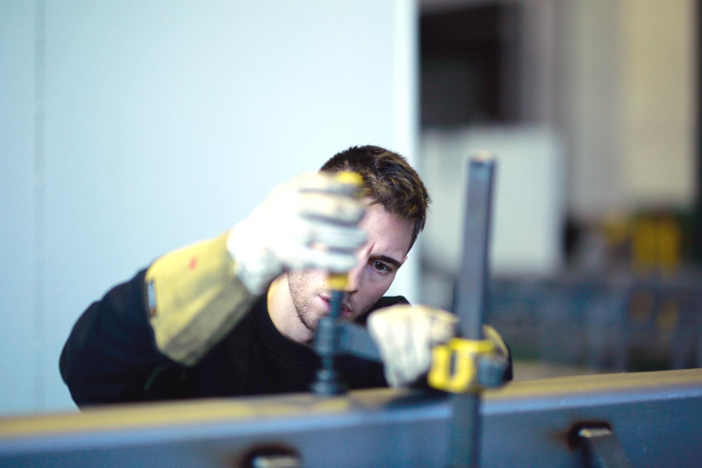 WEHRLE sucht zum nächstmöglichen Eintrittstermin einen Metallbauer / Konstruktionsmechaniker (m/w/d)